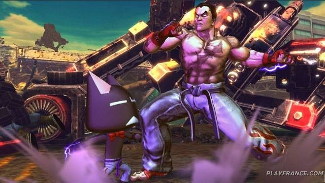 Image4 de Street Fighter x Tekken