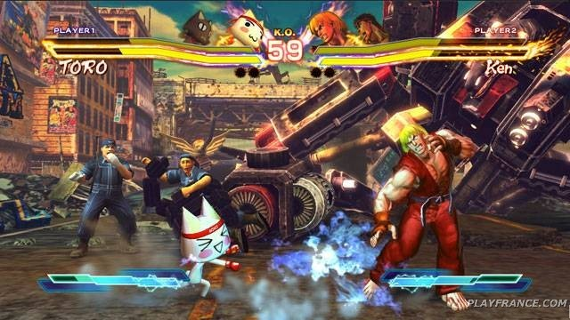 Image8 de Street Fighter x Tekken
