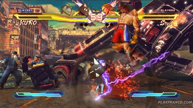 Image10 de Street Fighter x Tekken