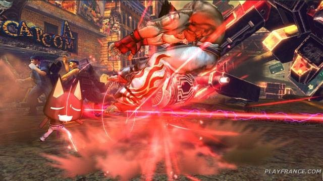 Image13 de Street Fighter x Tekken