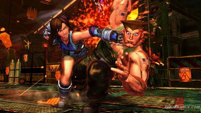 Image15 de Street Fighter x Tekken