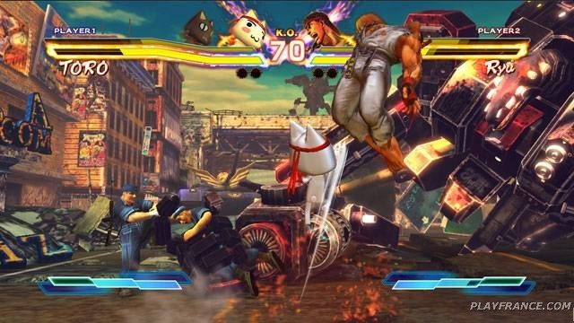 Image7 de Street Fighter x Tekken
