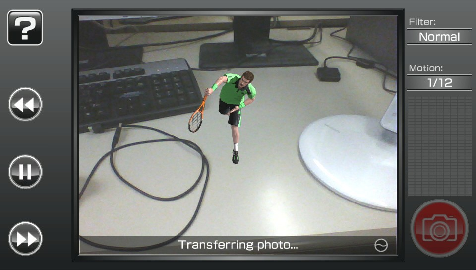Artwork2 de Virtua Tennis 4 : World Tour Edition