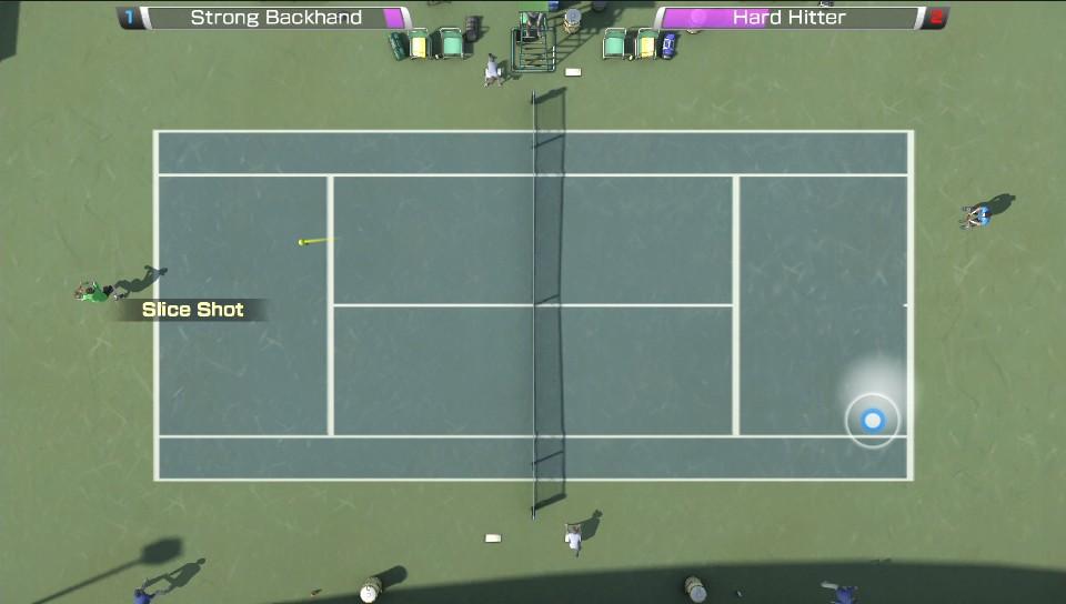 Image44 de Virtua Tennis 4 : World Tour Edition