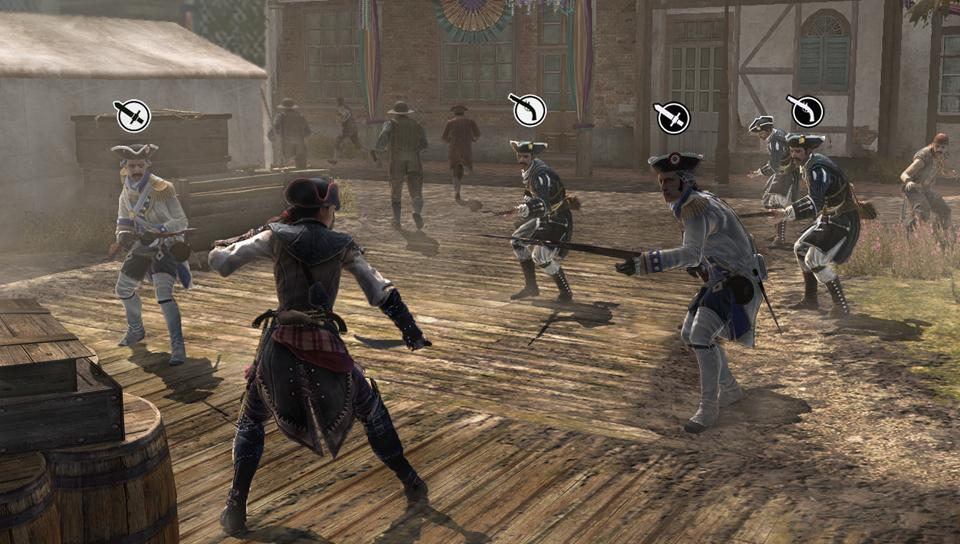 Image19 de Assassin's Creed III : Liberation