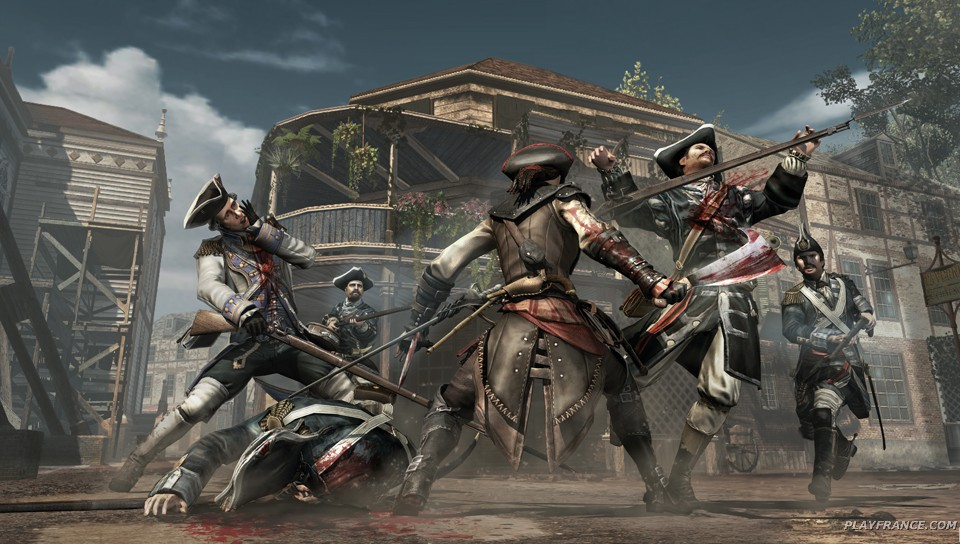 Image6 de Assassin's Creed III : Liberation