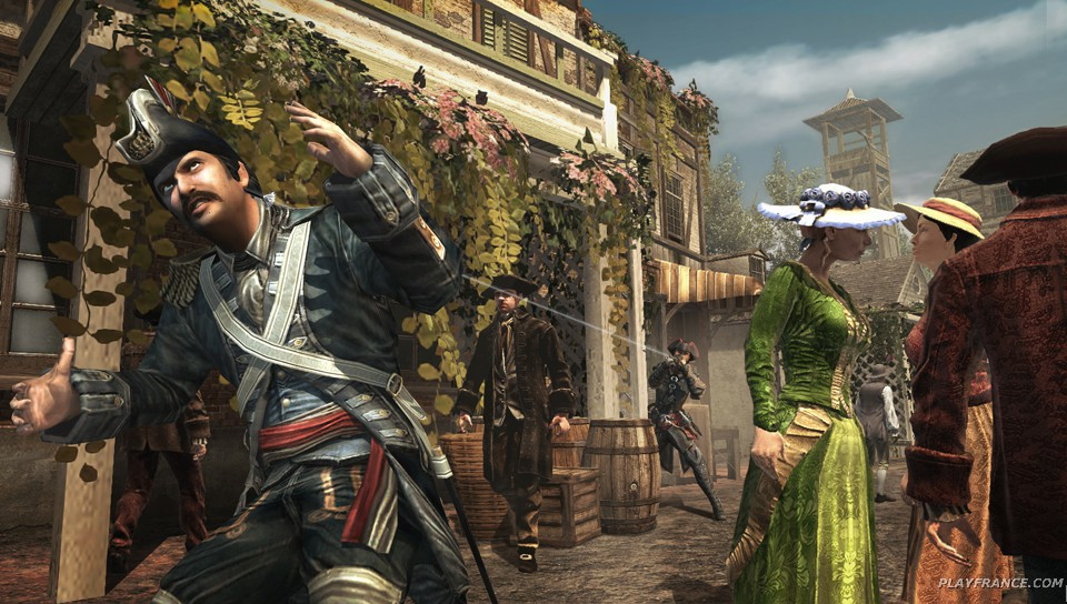 Image8 de Assassin's Creed III : Liberation