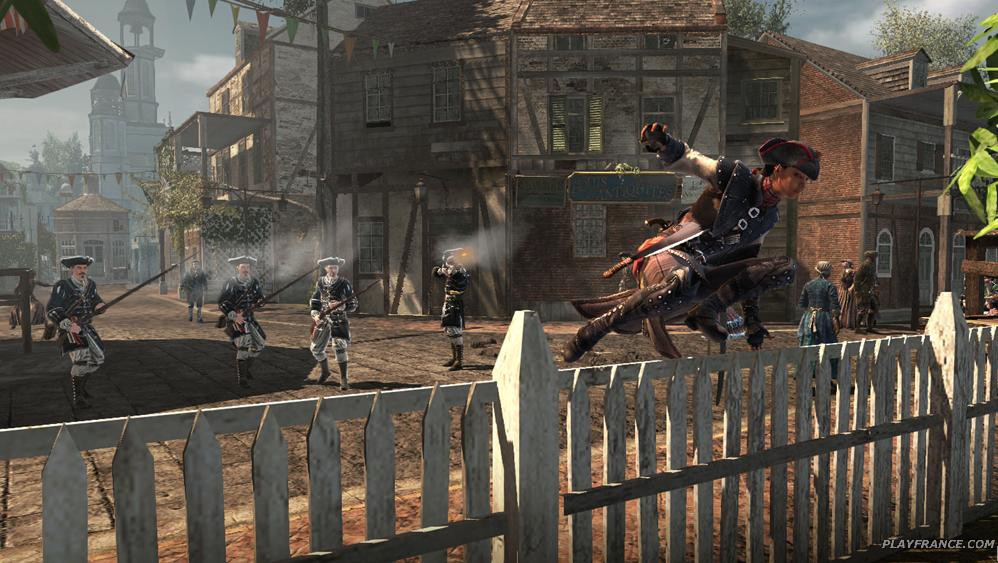 Image9 de Assassin's Creed III : Liberation