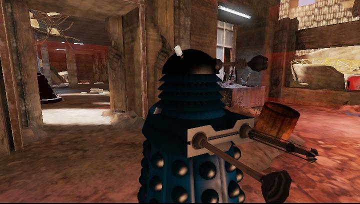 Image3 de Doctor Who : The Clock Eternity - galerie