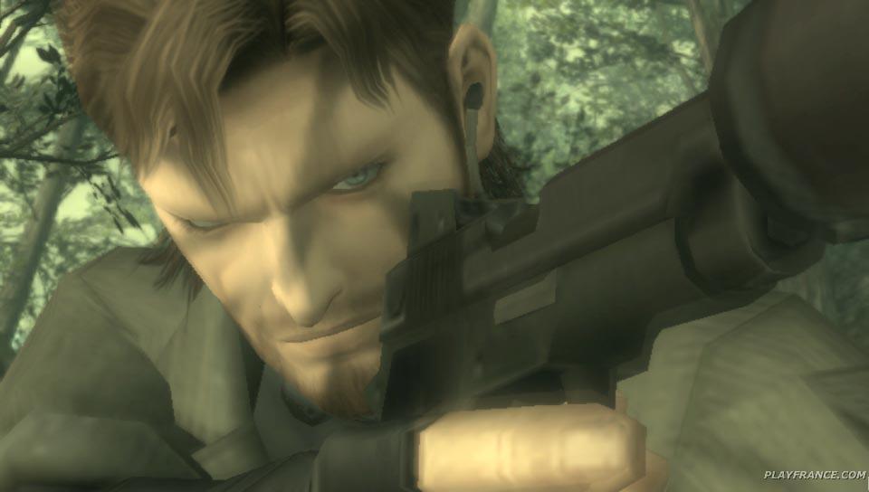 Image4 de Metal Gear Solid HD Collection