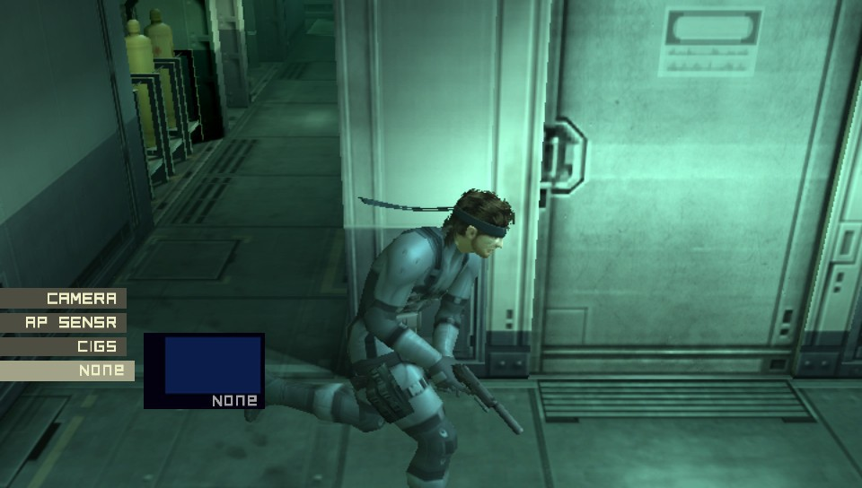 Image11 de Metal Gear Solid HD Collection