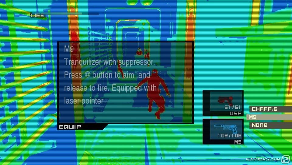 Image18 de Metal Gear Solid HD Collection