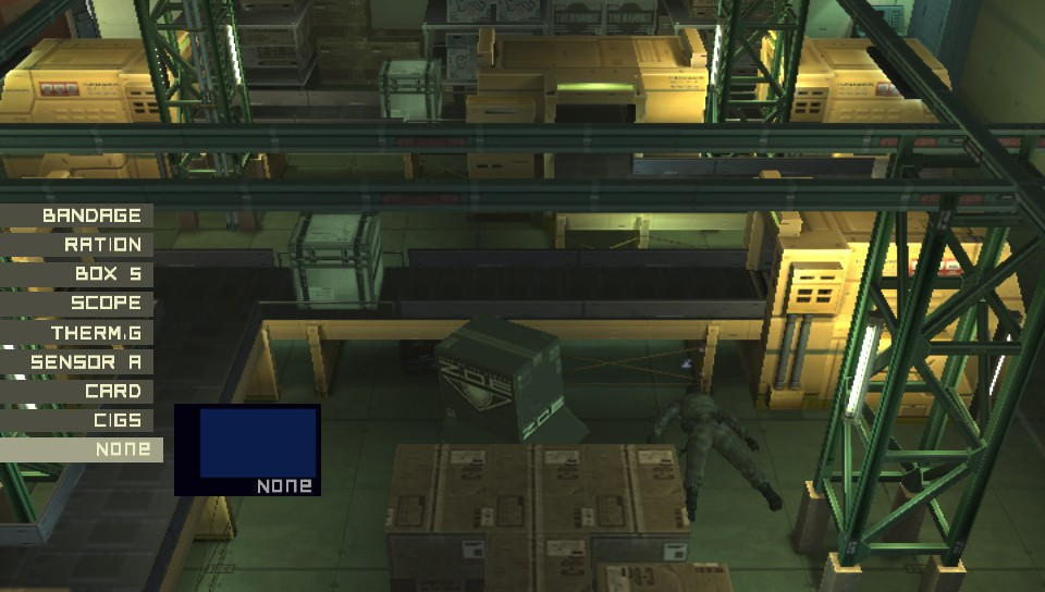 Image16 de Metal Gear Solid HD Collection