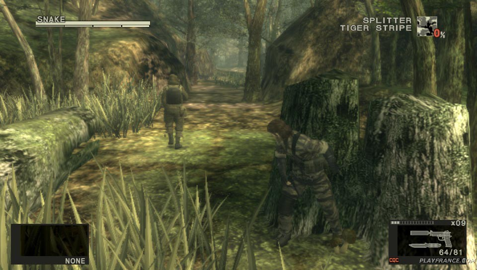 Image10 de Metal Gear Solid HD Collection