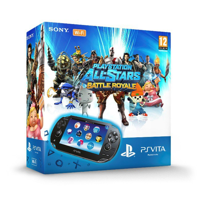 Artwork1 de PlayStation All-Stars Battle Royale