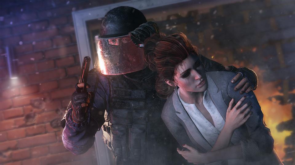 Fond d'écran5 de Tom Clancy's Rainbow Six : Siege - galerie