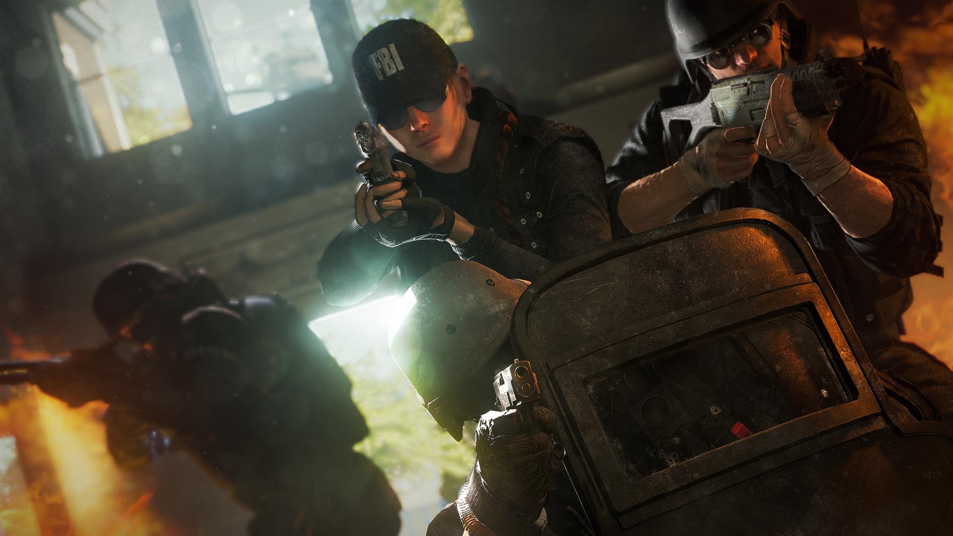 Image8 de Tom Clancy's Rainbow Six : Siege