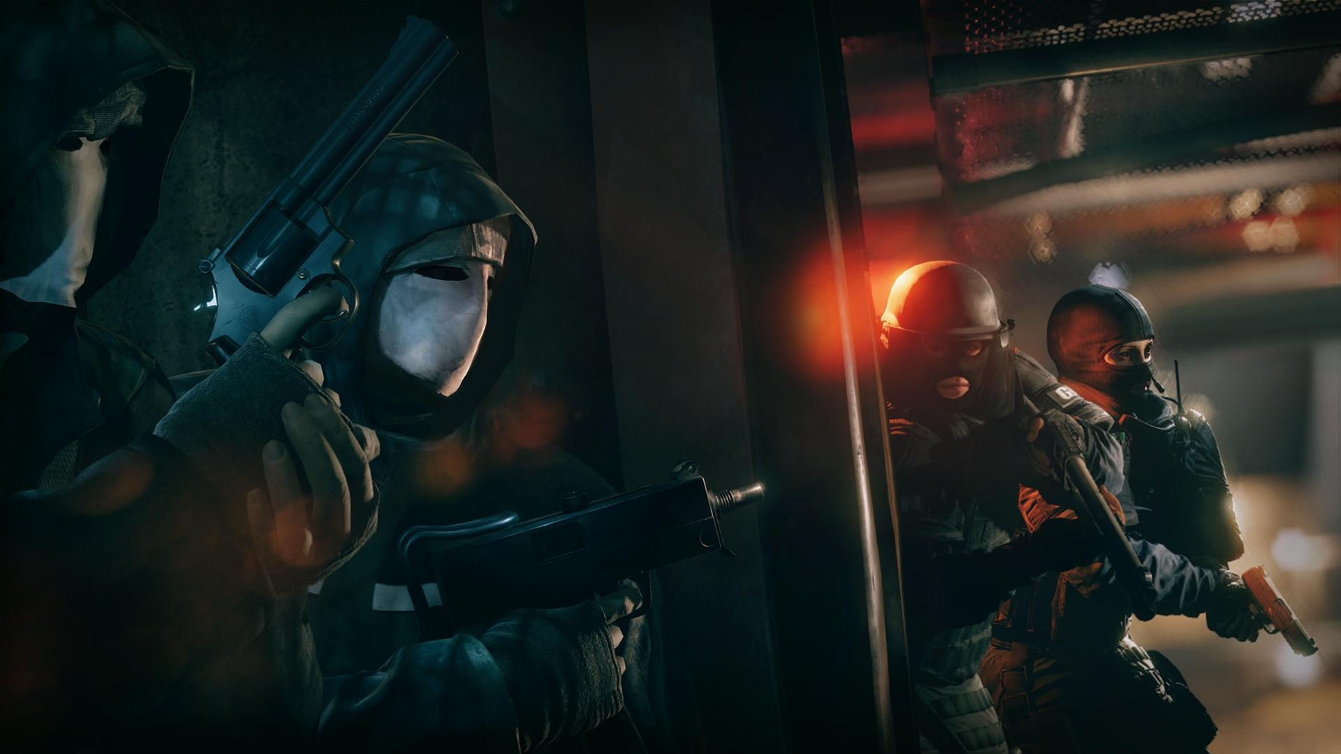 Image13 de Tom Clancy's Rainbow Six : Siege