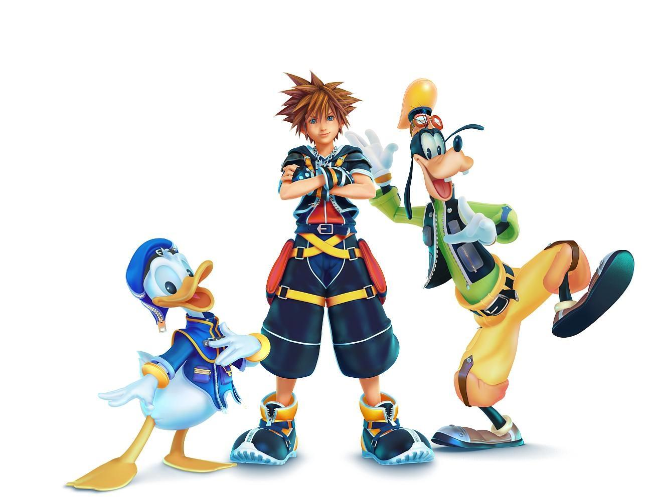 Artwork1 de Kingdom Hearts 3