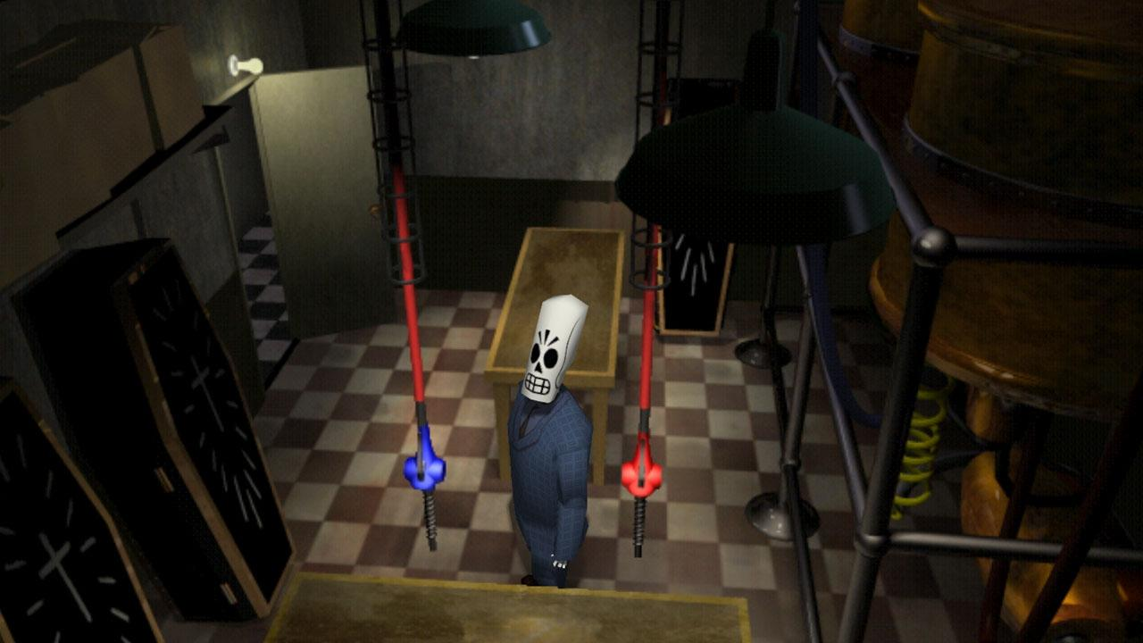 Image 4 de Grim Fandango Remastered sur PS4 sur PlayFrance