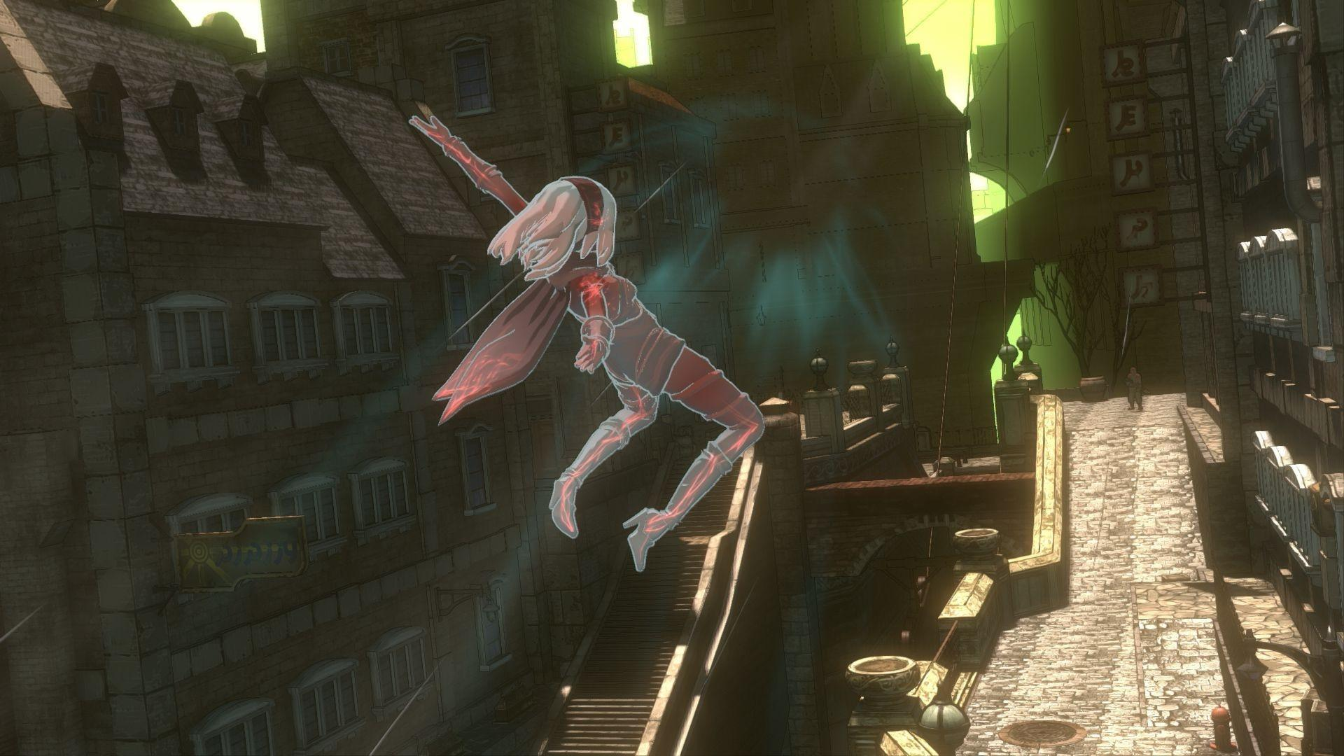 Image4 de Gravity Rush Remastered - galerie