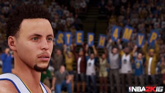 NBA 2K16 - 3