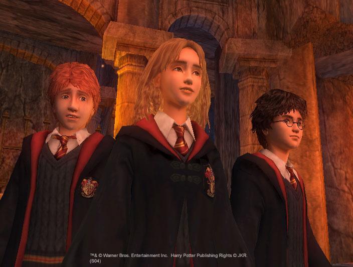 Image 6 sur 21 de Harry Potter et le prisonnier d'Azkaban sur PS2