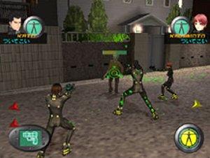 """Comandos de """"GANTZ: The Game"""" PS2 0229"""