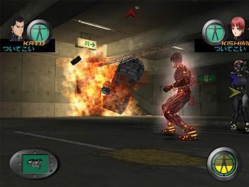 """Comandos de """"GANTZ: The Game"""" PS2 9467"""