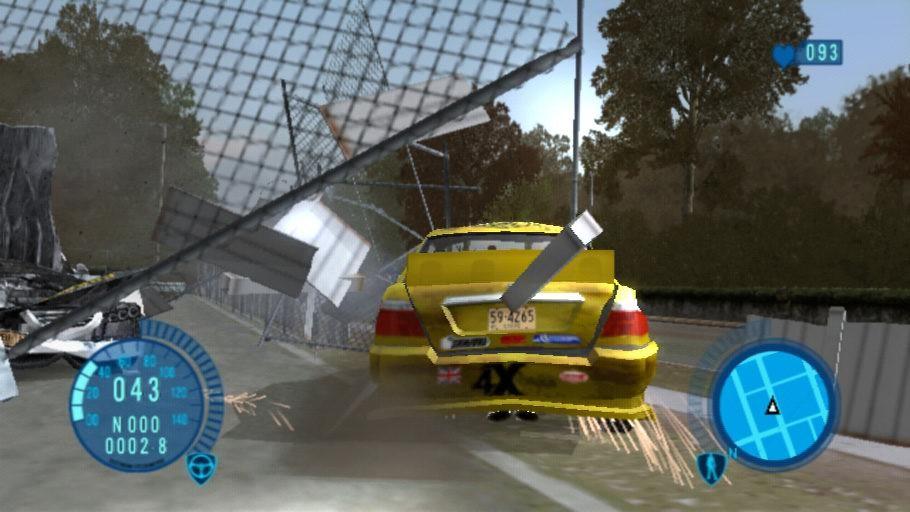 Image85 de Driver : Parallel Lines
