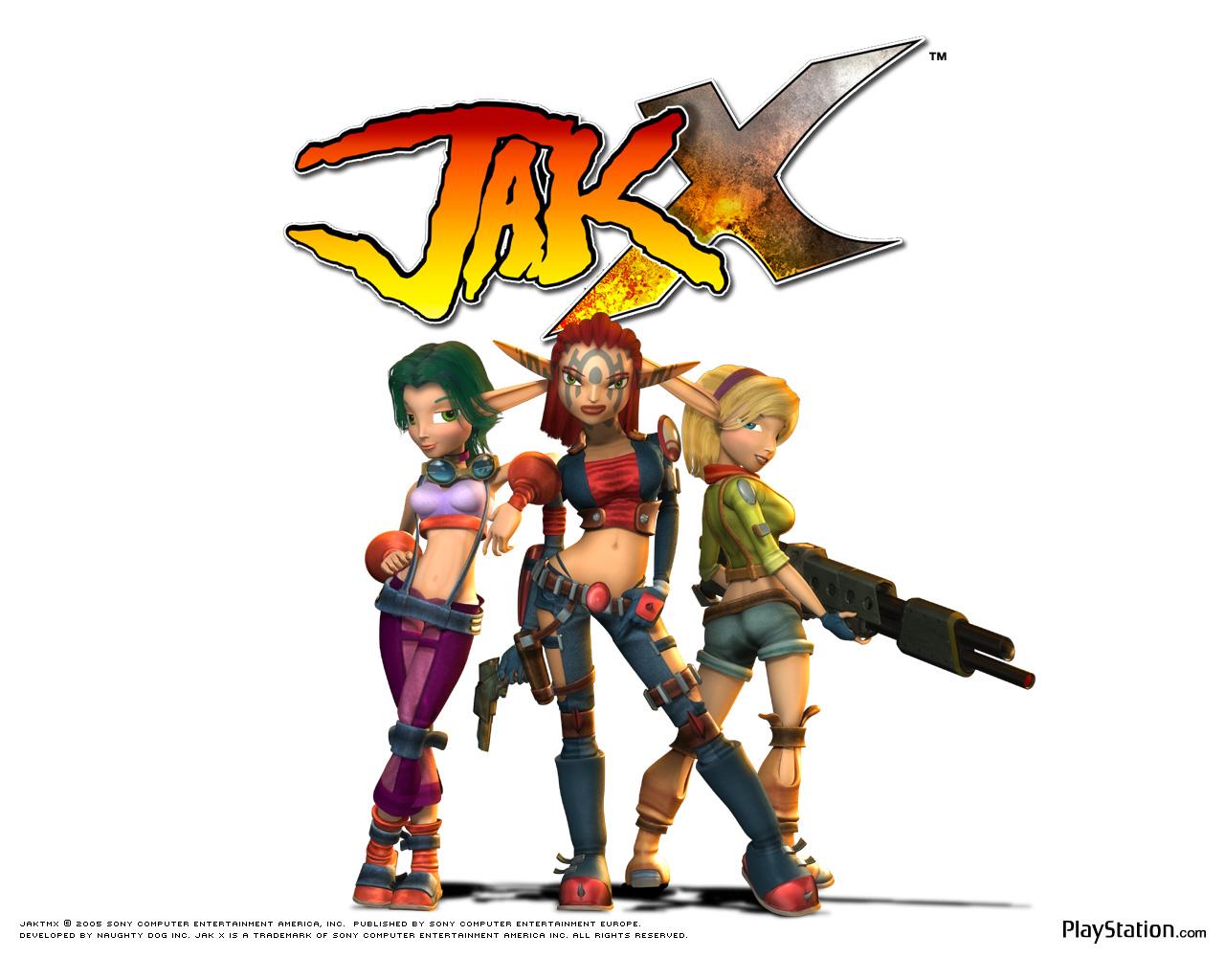 Fond d'écran8 de Jak X : Combat Racing - galerie