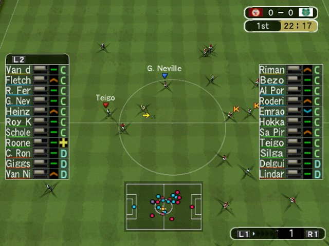Image9 de Pro Evolution Soccer Management