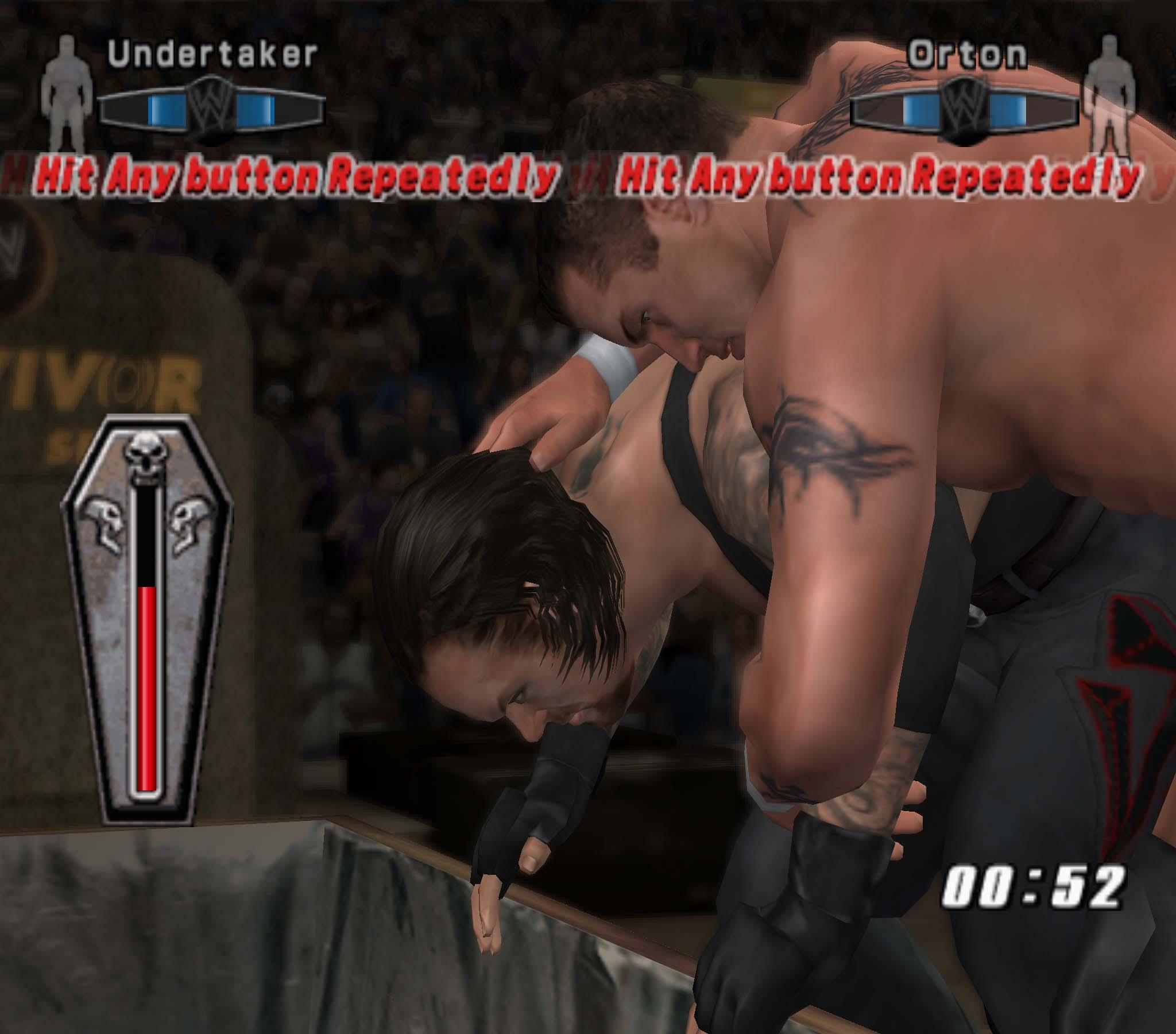 image 8 sur 9 de wwe smackdown vs raw 2006 sur ps2