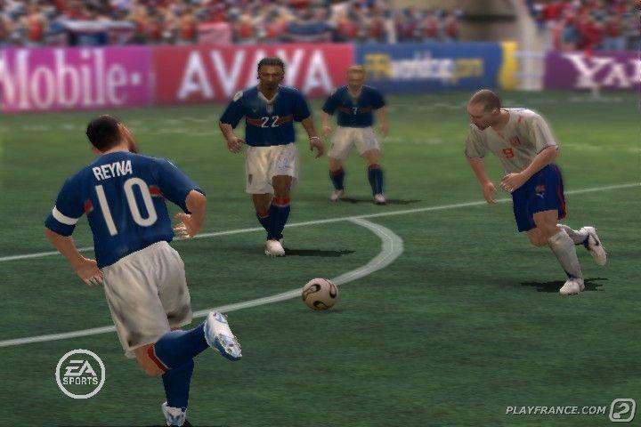 Image 52 Sur 72 De Coupe Du Monde Fifa 2006 Sur Ps2
