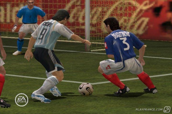 Image 60 Sur 72 De Coupe Du Monde Fifa 2006 Sur Ps2