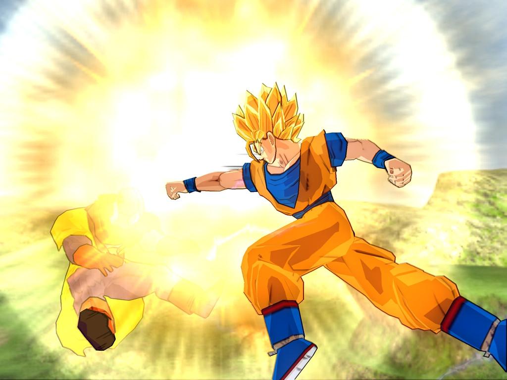 Image4 de Dragon Ball Z Budokai Tenkaichi 2