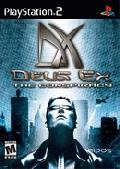Deus Ex : The Conspiracy
