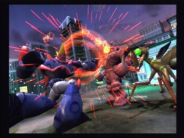 Image9 de War of the Monsters
