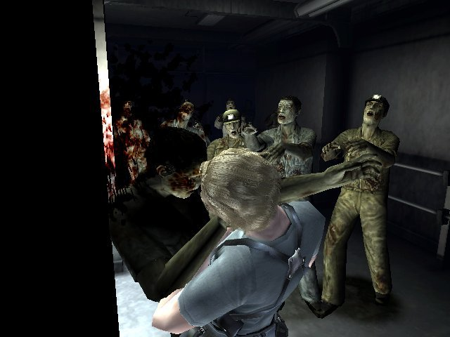 Image35 de Resident Evil : Dead Aim - galerie