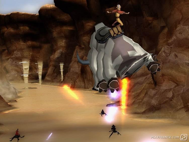 Image1 de Avatar le Dernier Maître de l?Air : Le Royaume de la