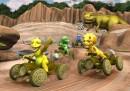Buzz ! Junior: Les p'tis Dinos - 4