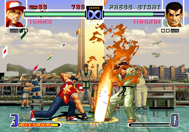 Image2 de The King of Fighters 2002