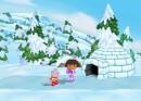 24 images de Dora Sauve la Princesse des Neiges