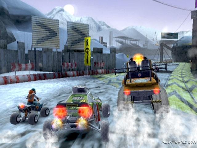 Image4 de Motorstorm: Arctic Edge
