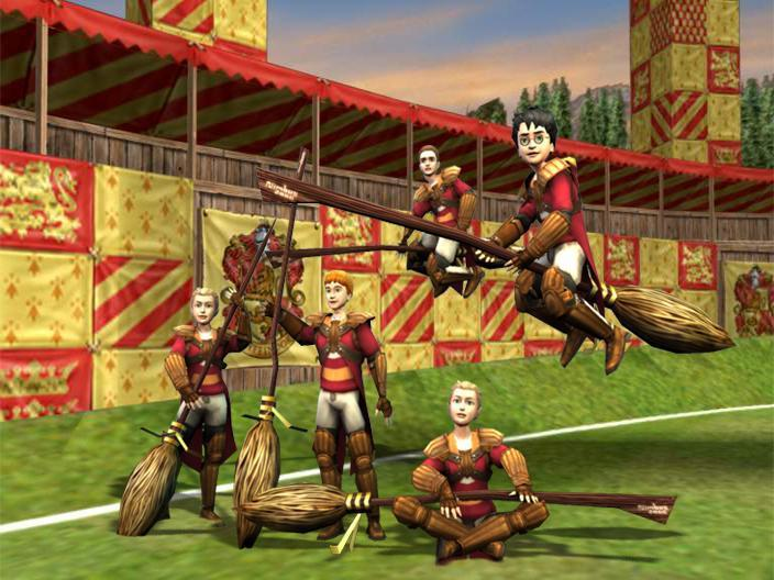 Image4 de Harry Potter : Coupe du Monde de Quidditch