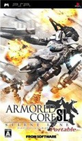 Armored Core 3 : Silent Line Portable
