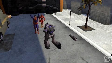 Image1 de Héros de la Ligue des Justiciers