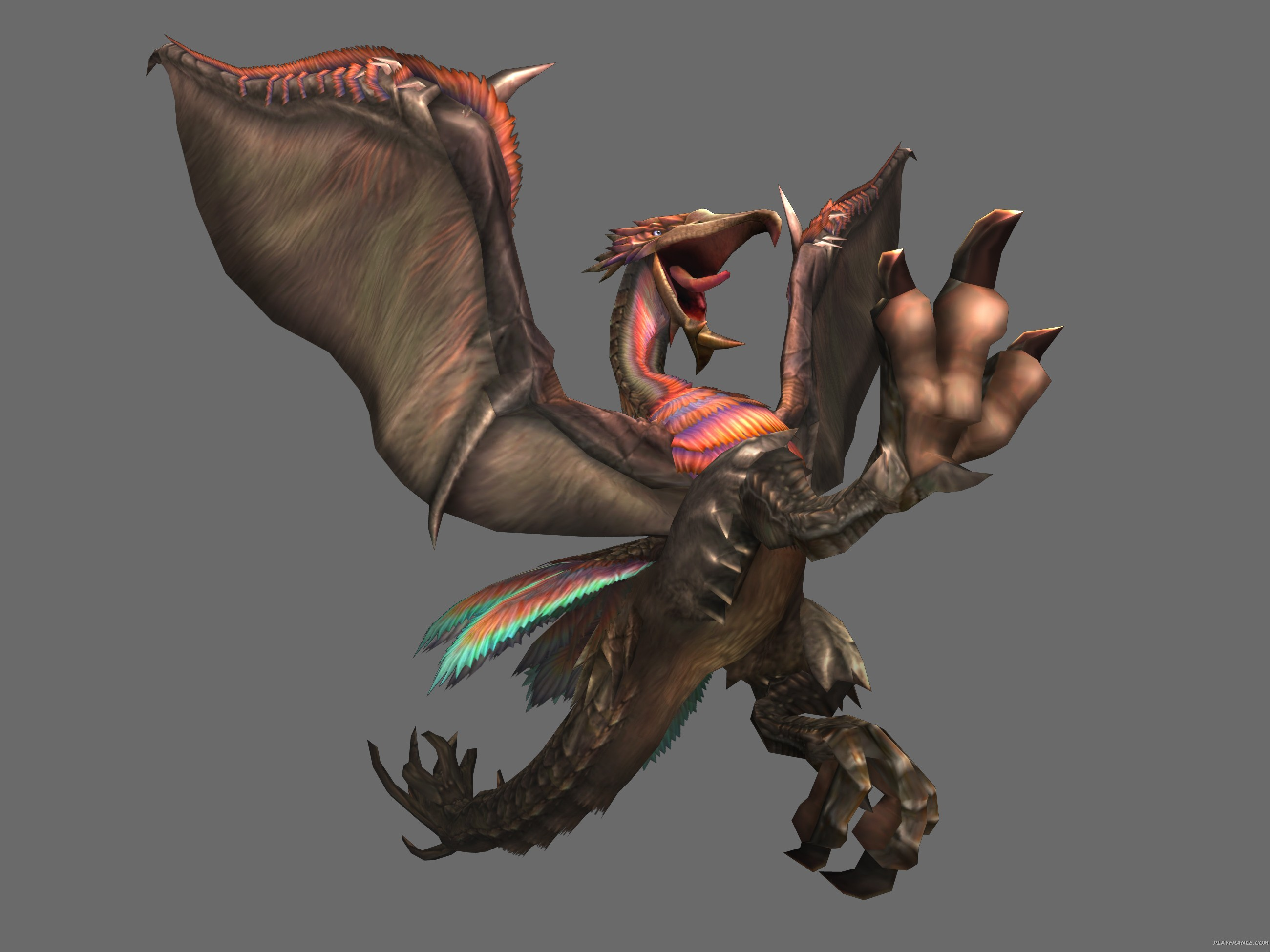 Artwork5 de Monster Hunter Freedom Unite