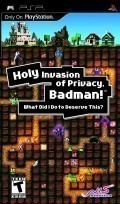 Holy Invasion of Privacy Badman! What Did I Do to Deserve This?