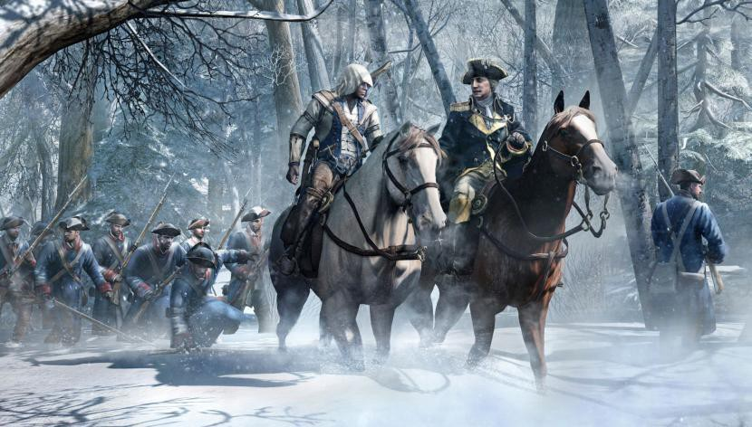 Image5 de Assassin's Creed III